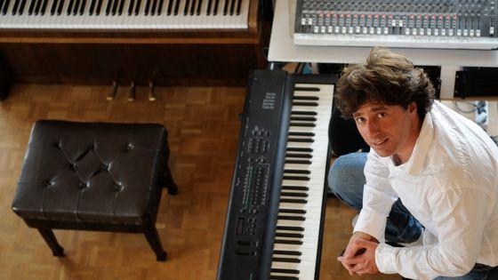 Pierre Charvet, Compositeur, Délégué à la création musicale de Radio France