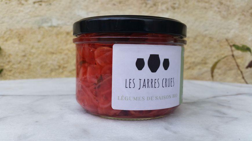 Lacto-fermentation les Jarres crues