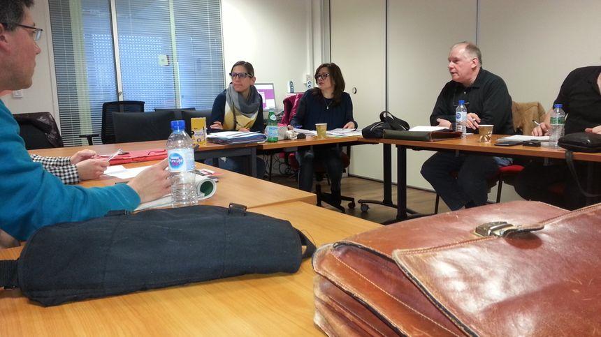 Les cadres en recherche d'emploi de Baudens à Bourges travaillent sur l'organisation de cette conférence depuis le mois de septembre.