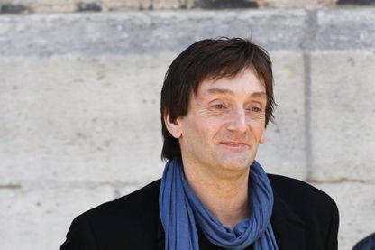 L'humoriste et acteur Pierre Palmade à Paris.