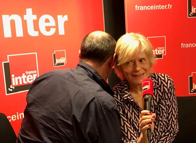 "Séquence ""Joue contre joue"" Daniel Morin & Catherine Ceylac"