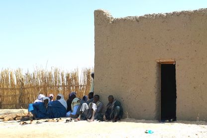 Koulkimé, sur les rives du lac Tchad, accueille des réfugiés et d'anciens djihadistes
