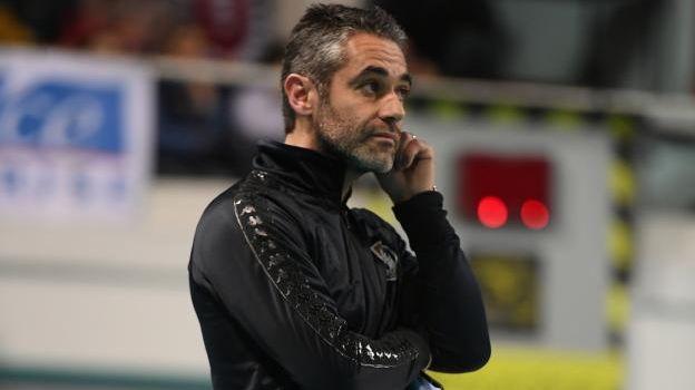 """L'entraîneur poitevin Brice Donat """"n'en peut plus""""."""