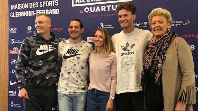 Renaud Lavillenie ne participera pas à l'édition 2019 du All Star Perche à Clermont-Ferrand.