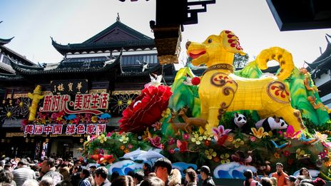 Le nouvel an chinois, son calendrier et ses traditions