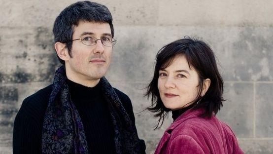 Le luthiste Benjamin Perrot et la gambiste Florence Bolton