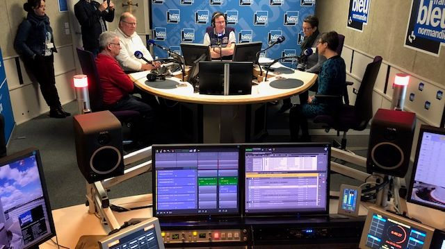Trois auditeurs au cœur de la radio