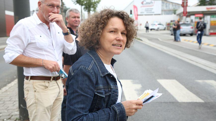 Françoise Crété, présidente de la Chambre d'agriculture de la Somme