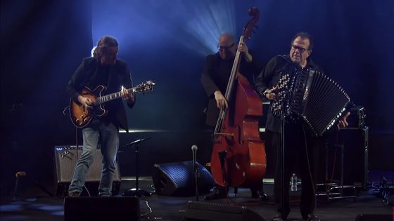 Concert avec Richard Galliano
