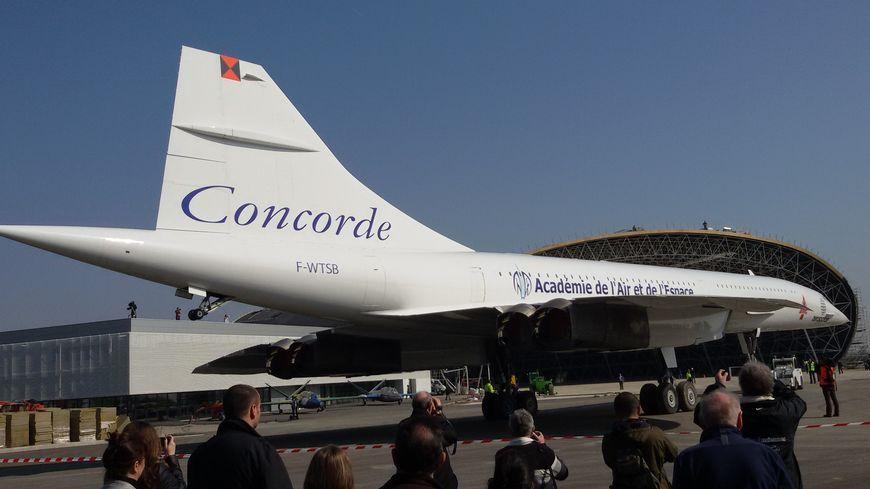 Grand raout à l'occasion des 50 ans du premier vol d'essai du Concorde à Toulouse,  ce week-end.