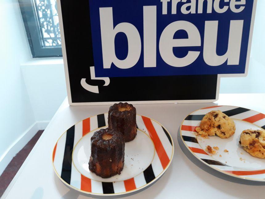 Cannelés et cookies parmesan, tomates séchées, chorizo  - Radio France