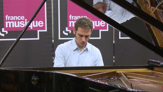Brahms | Ballade n°1 op. 10 en ré mineur par Geoffroy Couteau