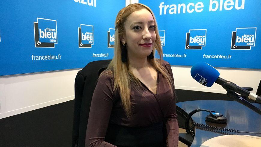 """Houda Behidji a créé aux côtés de Clara Baglione le projet """"BeeShary"""" à Nice"""