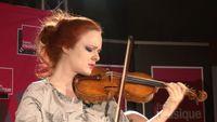 César Franck   Sonate pour violon et piano en la majeur par Rachel Kolly d'Alba et Christian Chamorel