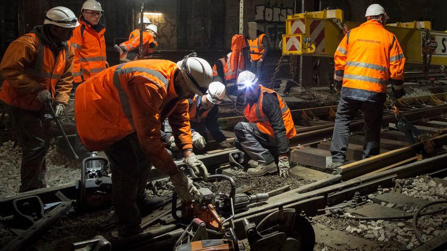 La voie ferrée de Nantes à la Roche-sur-Yon sera entièrement renouvelée en mai 2019