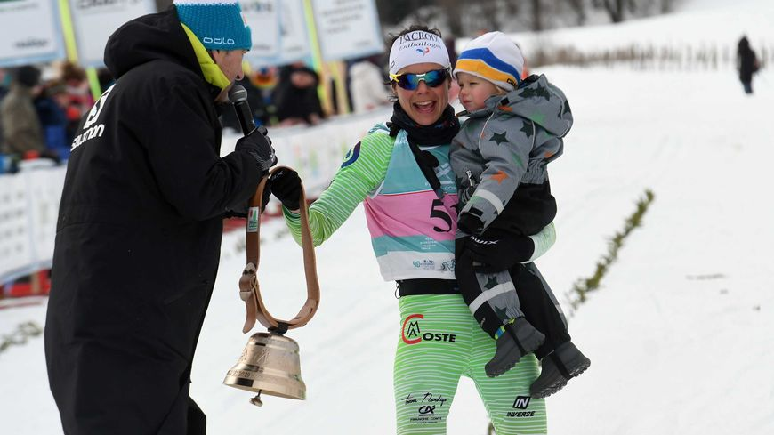 Anouk Faivre-Picon, vainqueur de la Transjurassienne 2019, défendra les couleurs de la France en ski de fond.