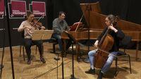 Mozart | Trio K. 502 (Allegro) par Daniel Isoir, Emily Robinson et Stéphanie Paulet