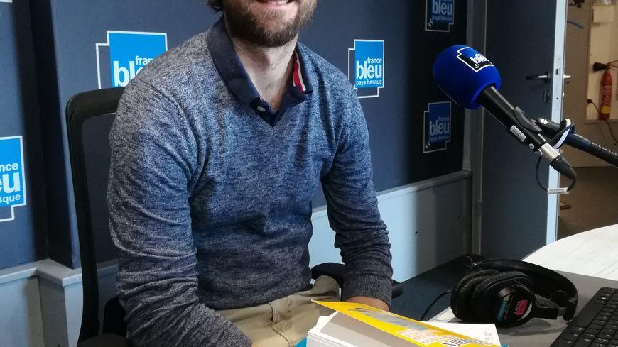 Julien Moresmau passionné d'histoire et de sociologie