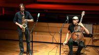 Improvisation de Stéphane Payen et Hasse Poulsen