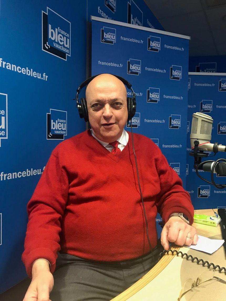 Alain COSTANTINI, Majoral du Félibrige.