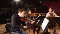 Quatuor Hermès, Vincent Lièvre Picard et le duo Samouil-Lankova
