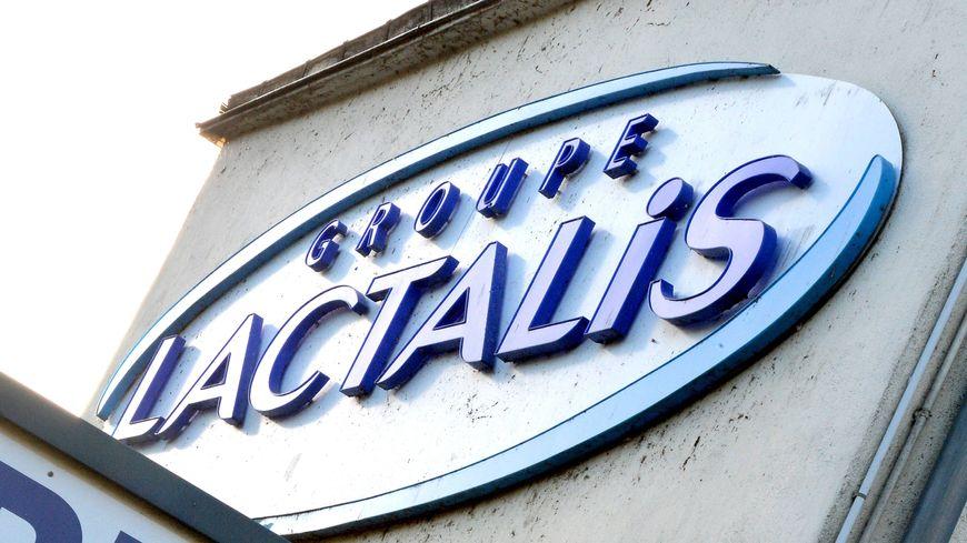 Le siège du groupe Lactalis à Laval.