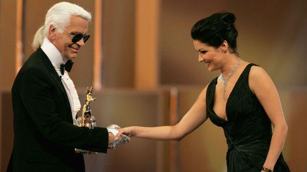 Quand Karl Lagerfeld habillait la danse et la musique