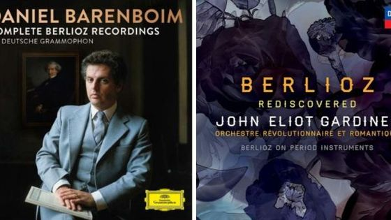 Daniel Barenboim : Complete Berlioz recordings on Deutsche Grammophon / Berlioz rediscovered / CD 3 DECCA
