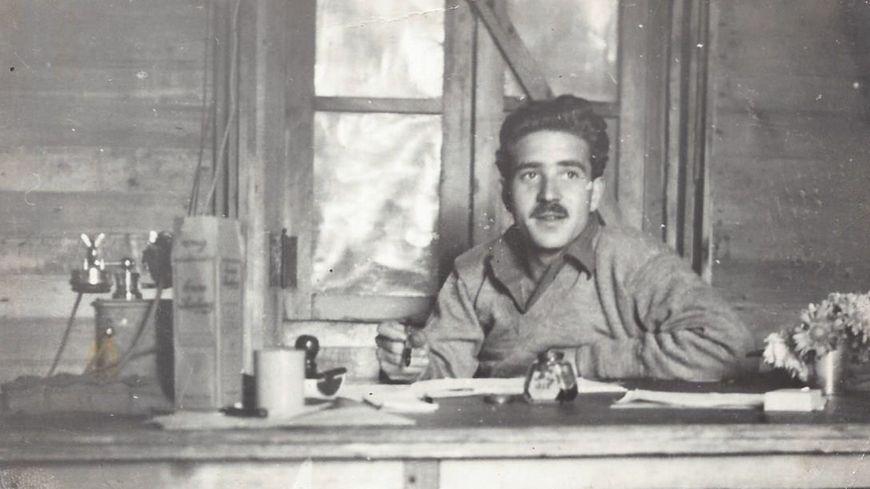 Paul Sarrette, chef du maquis Louis dans le Morvan