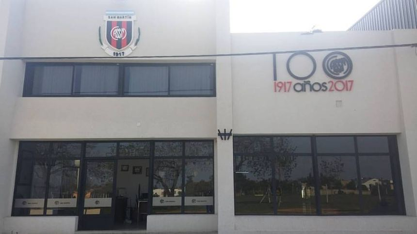 Le club de Progreso, qui a vu débuter Emiliano Sala.
