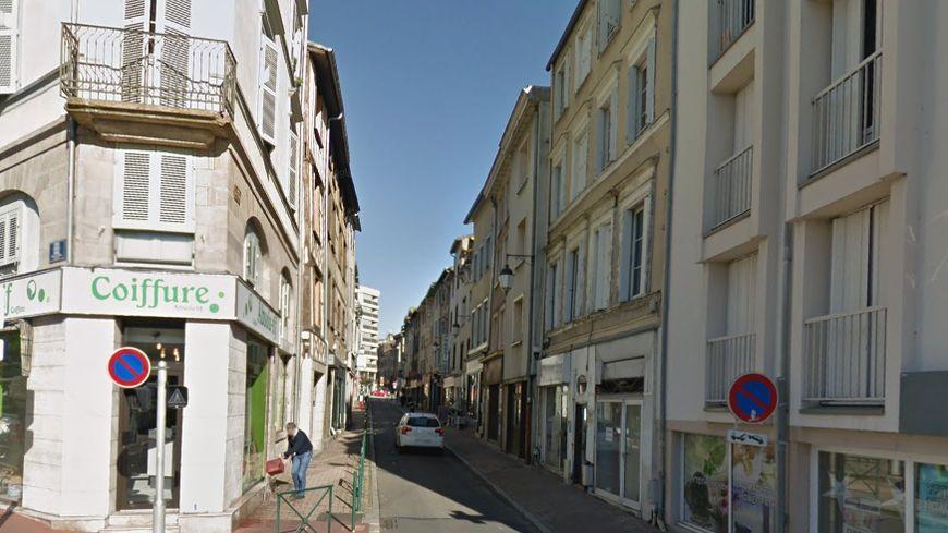 C'est dans cette rue que l'accusé louait des logements jugés indignes à des sans papier