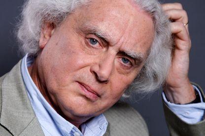 Portrait de l'écrivain, essayiste et éditeur Olivier Mongin