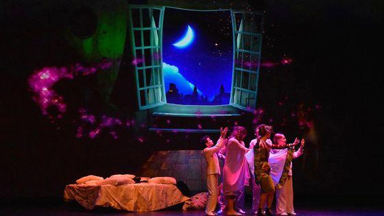 Peter Pan, opéra pour enfant par El Sistema Opéra Méditerranée