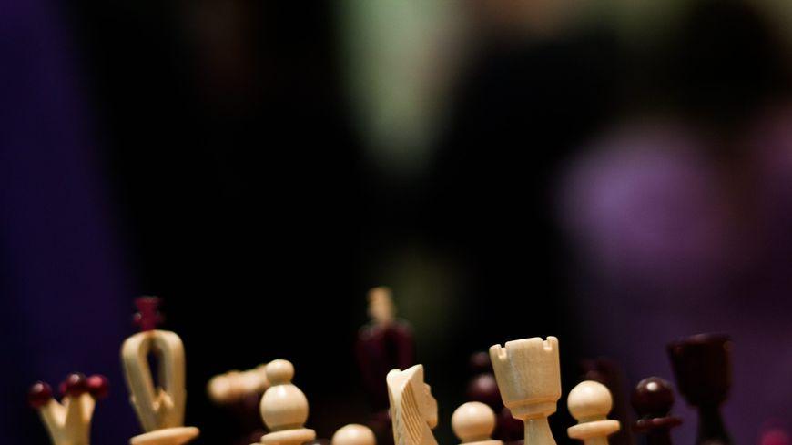 Championnat de France jeunes d'échecs à Montbeliard en 2014