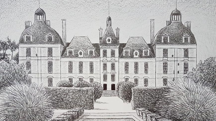 Le Château de Cheverny – Yann Messence