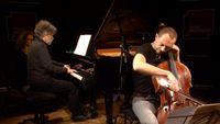 Beethoven   Sonate pour violoncelle n° 5 (Premier Mouvement) par Xavier Philipps et François-Frédéric Guy