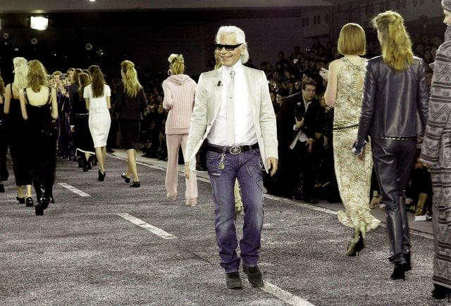 Collection Chanel prêt à porter automne-hiver 2004-2005