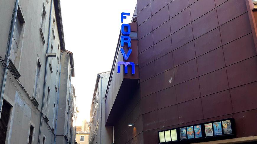 Le Forum centre-ville, rue Poise à Nîmes