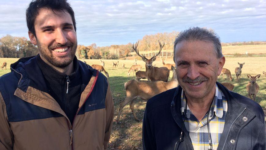 30 ans que Henri et maintenant son fils Jordi proposent en plus du parc une cuisine traditionnelle dans la ferme.