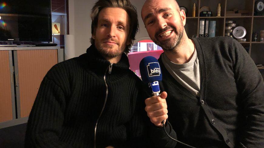Philippe Lacheau et Julien Arruti