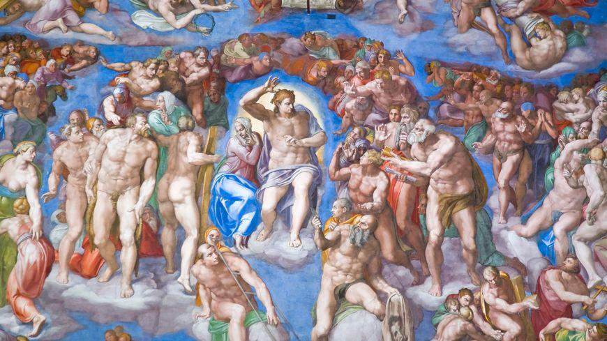 Quand On A Cache Tous Les Sexes Peints Par Michel Ange Au Vatican