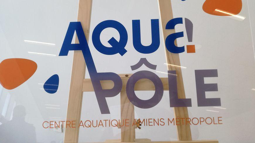 Le nouveau logo de l'Aquapôle d'Amiens révélé à 4 mois de l'ouverture