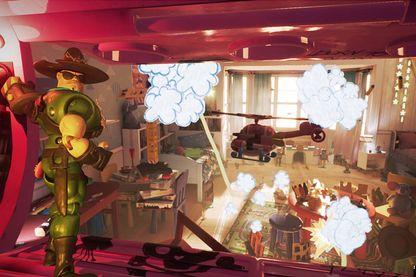 L'une des images du jeu Toyland