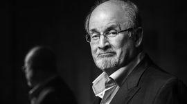 """Salman Rushdie : une vie d'""""homme à abattre"""""""