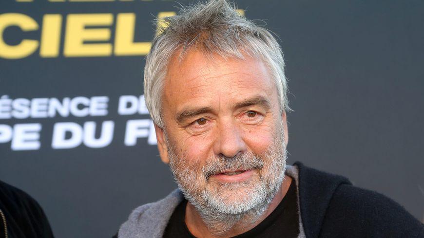 Le réalisateur et producteur Luc Besson, en avril 2018.