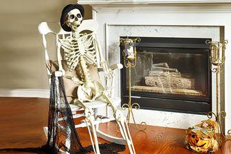 Au XVIIe siècle l'usage voulait que squelette soit un mot féminin © Getty / Motus