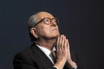 Jean-Marie Le Pen en 2011. À cette époque, il est encore président du Front National.