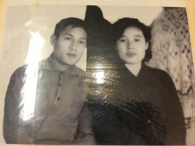 Les deux amoureux se sont rencontrés dans une usine en Corée du Nord, alors que Pham Ngoc Canh était en mission