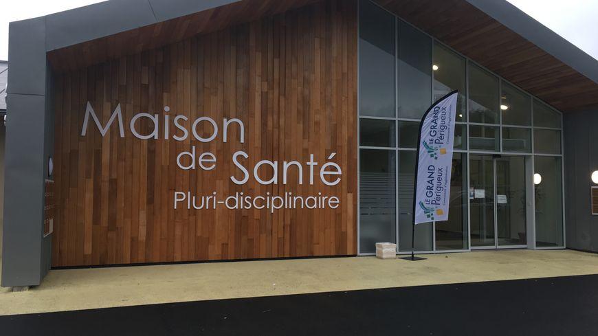 PHOTOS - Dordogne : découvrez la nouvelle maison de santé