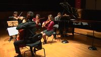 Schumann, Respighi, Hahn... par Dimitri Malignan, Dania Tchalik, Gabriel Tchalik et le Quatuor Tchalik